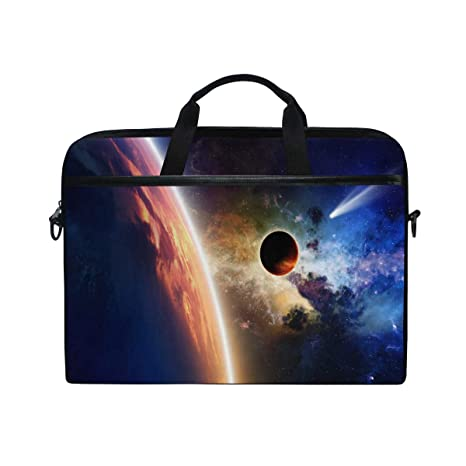 0009b37e4956 Amazon.com: ALAZA Abstract Comet Planet Nebula and Stars Space 15 ...