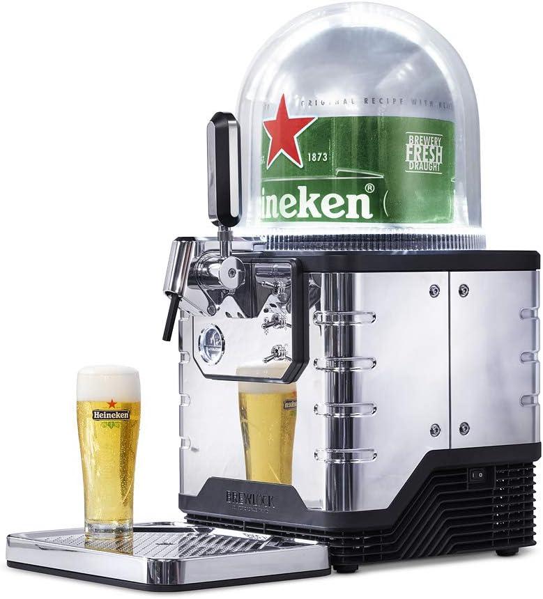 BLADE - Tirador de cerveza profesional para barriles de 8 litros Heineken Desperados Edelweiss Affligem Moretti
