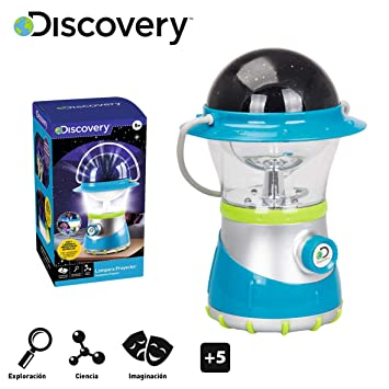 Discovery Lámpara proyector, Proyector Infantil, Proyector ...
