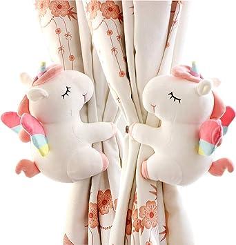 Amazon.com: SHDZKJ 1 par de unicornios de la hebilla de la ...