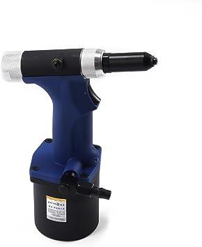 Nietmutter Nietwerkzeug 1//4 Pneumatische Nietpistole Nietger/ät Nietmutter Automatische Nietmutter Nietwerkzeug Industrielle pneumatische Nietpistole Zugmutter Automatisches Luftnietpistolenwerkzeug
