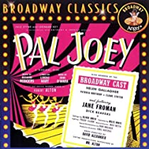 Pal Joey Original Broadway Cast