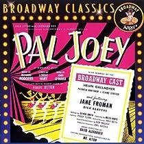 Pal Joey Original Broadway Cast