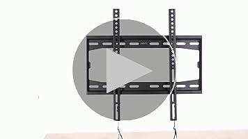 Eono by Amazon - Soporte TV Pared Fijo, Soporte de Televisión para ...