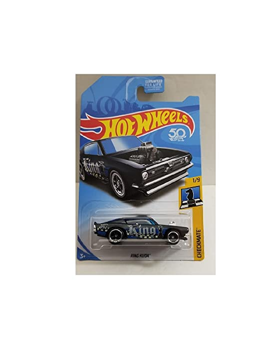 Amazon.com: Hot Wheels 2018 Super Treasure Hunt Checkmate - King Kuda: Toys & Games