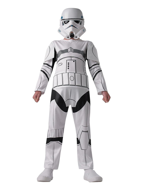 Star Wars Rebels Storm Trooper Kinderkostüm Lizenzware weiss schwarz M