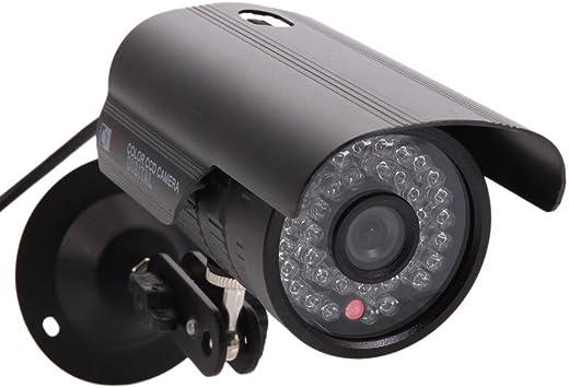 1200TVL HD CMOS Waterproof Outdoor CCTV Security Camera IR Night Vision Monitor