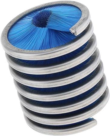 B Baosity 1 Pieza Cepillo de Limpieza de Cuerda Cordón de Escalada Multiusos de Mantenamiento Duardero