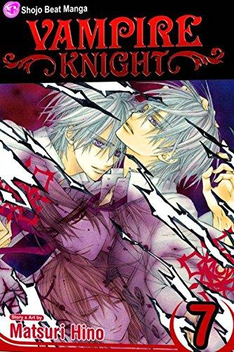 Read Online Vampire Knight, Vol. 7 PDF