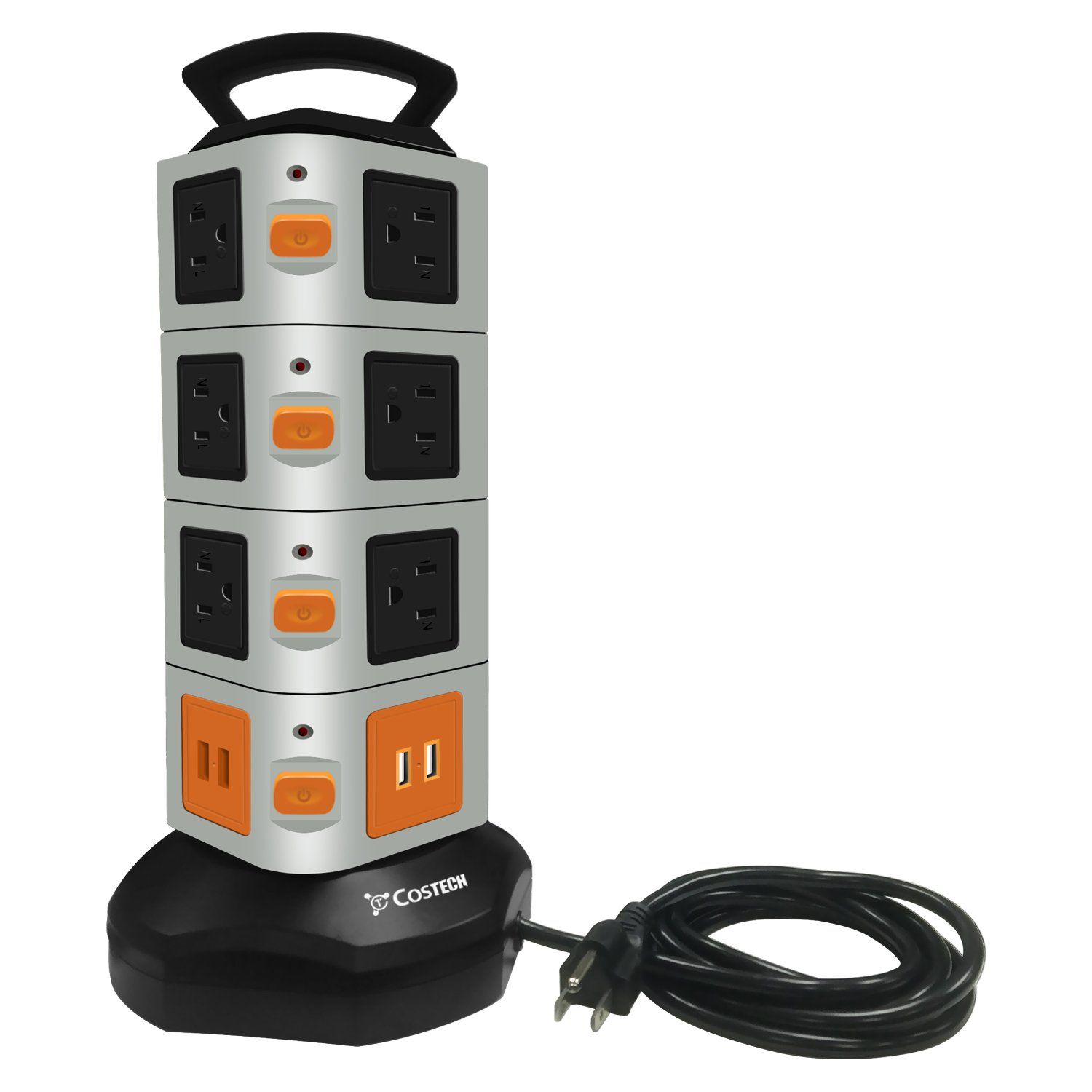 Best Surge Protector 2020.Top 10 Best Surge Protection Power Towers 2019 2020 On