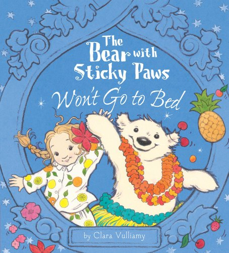 The Bear With Sticky Paws Won't Go