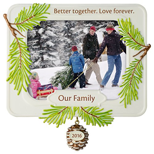 Christmas Greetings Picture Frame - 9