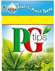 PG Tips Tea Bags - 80's - Pack of 2 (80's x 2)