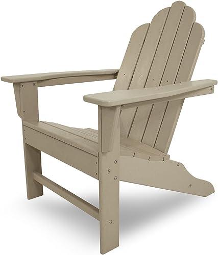 POLYWOOD ECA15SA Long Island Adirondack Chair