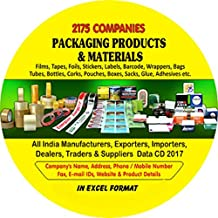 Packaging Products & Materials Companies Data