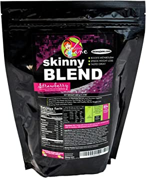 Skinny Jane Mezclar mejor sabor batido de proteína para la Proteína Mujeres delicioso Smoothie Pérdida de Peso Polvo Meal Replacement Shakes batidos ...