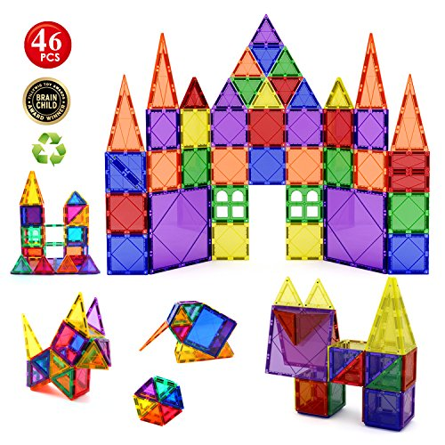 Children Hub 46pcs Magnetic