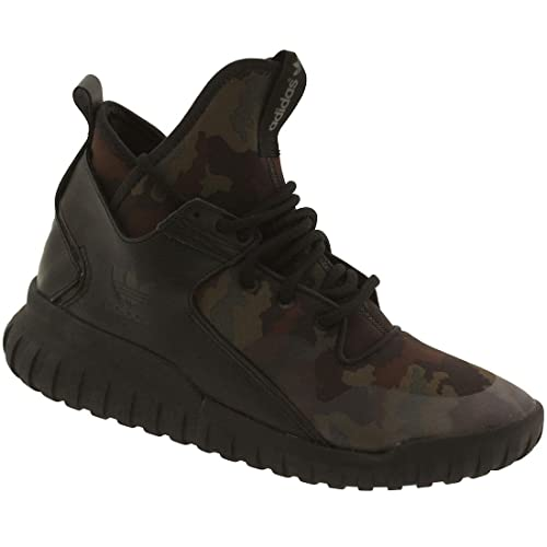 finest selection 0a667 2961a Adidas Tubular X (core Black dark Brown) Shoes B25700 (13)  Amazon.co.uk   Shoes   Bags