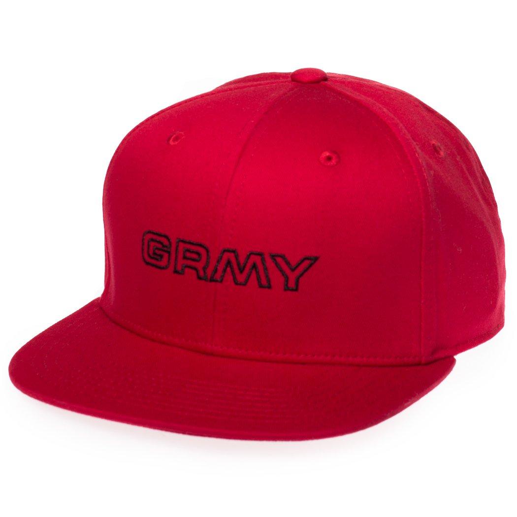 Grimey Gorra G-Skills GRMY Snapback FW17 Aura Red: Amazon.es: Ropa ...