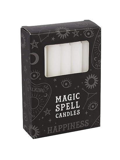Bougie blanche pour la magie