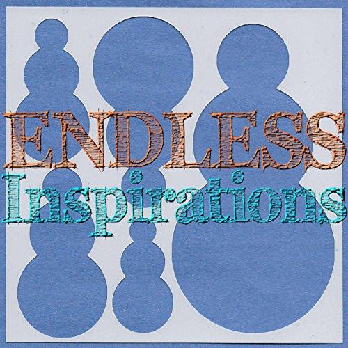 Endless Inspirations Original Stencil, 6x6 Inch, Snowman