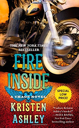 book cover of Fire Inside