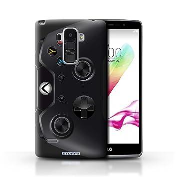 Carcasa/Funda STUFF4 dura para el LG G4 Stylus / serie: Consola de juegos - Xbox One