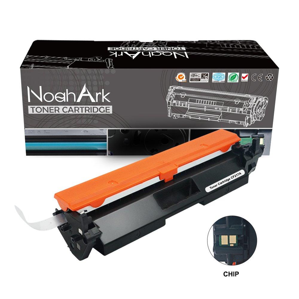 NoahArk - Cartucho de tóner Compatible CF217A 17A para impresoras ...