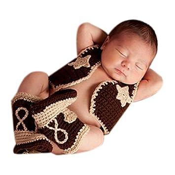 hobees Süße Neugeborene Jungen Mädchen Baby Kostüm gestrickt ...