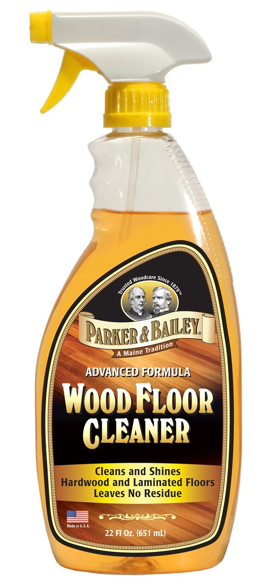 Parker u0026 Bailey Wood Floor Cleaner 22oz Home Garden Household Supplies Household Cleaning ...