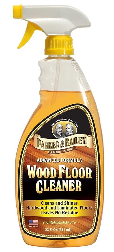 Amazon Parker Bailey Wood Floor Cleaner 22oz Home Kitchen