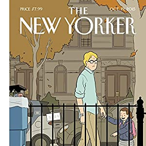 The New Yorker, October 19, 2015 (Amy Davidson, Malcolm Gladwell, Jane Kramer) Periodical