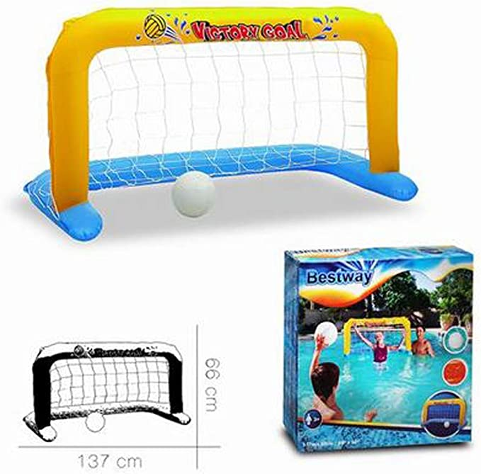 Cisne 2013, S.L. Porteria Hinchable Waterpolo para Piscina o Playa ...