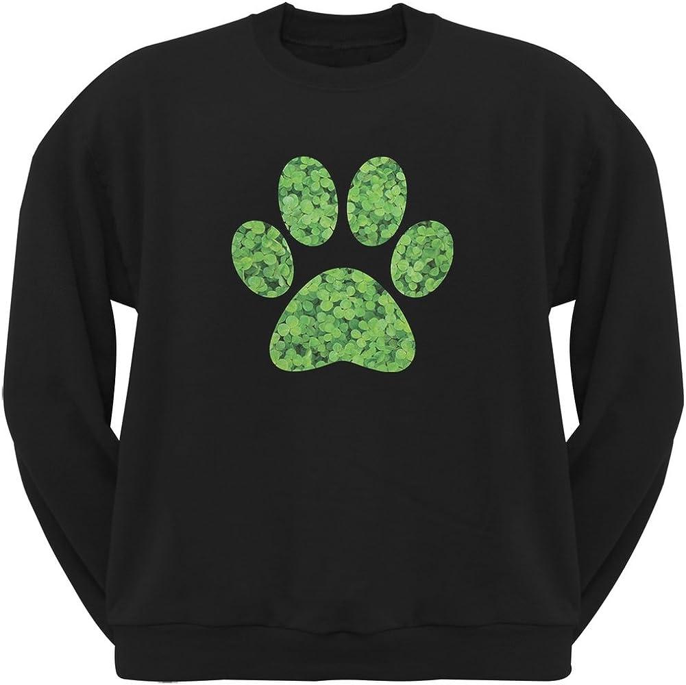 Old Glory St Patricks Day Ugly St Patricks Day Sweater Crew Neck Sweatshirt