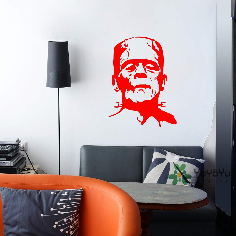 xingbuxin Old Mna Portrait Wall Stickers Home Fashion Modern Decor ...