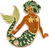 Pinsanity Merman Enamel Lapel Pin