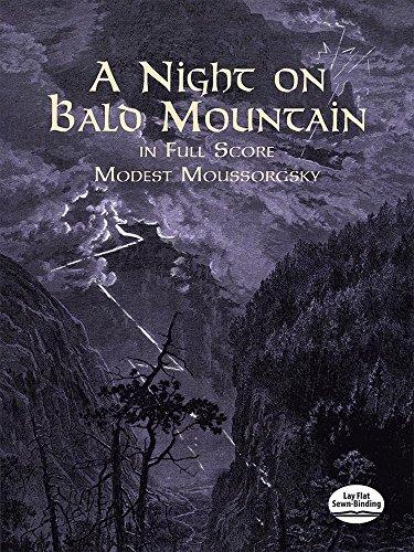 Bald Mountain Music Book - 1