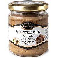 Trufa blanca Tuber borchii Pasta de salsa