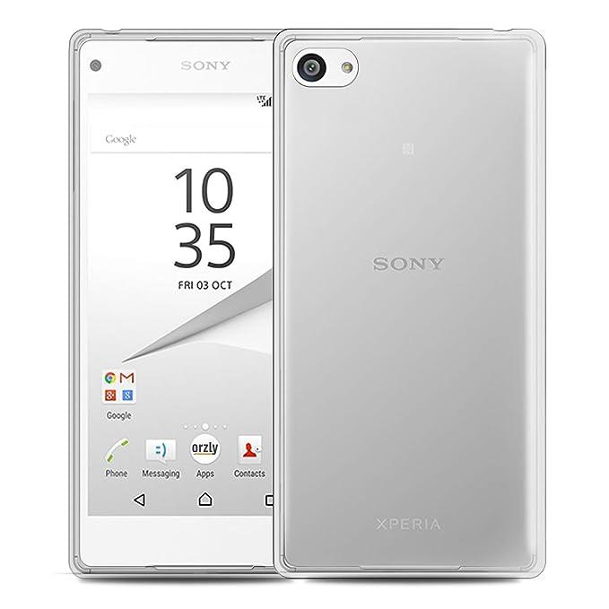 Amazon.com: Orzly – – Fusion – Carcasa para Sony Xperia Z5 ...