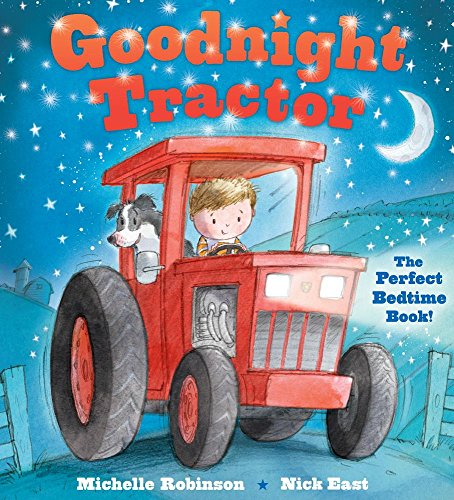 - Goodnight Tractor (Goodnight Series)