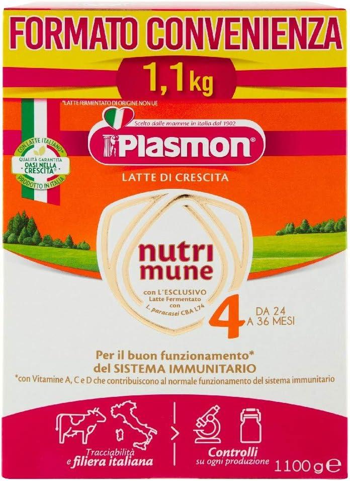 Plasmon Latte Polvere Stage 4 - Special Pack - 1100 g
