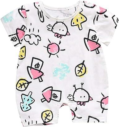 Julhold - Chándal infantil de manga corta de algodón con estampado ...