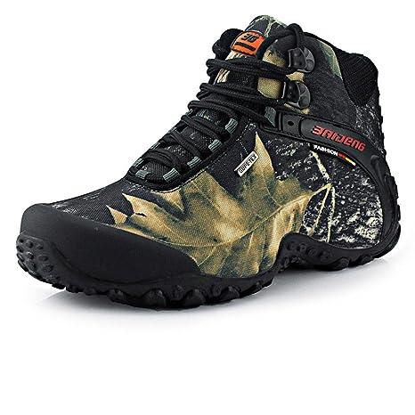 BUSL Scarpe da uomo scarpe da ginnastica casual outdoor impermeabili scarpe  da trekking scarpe da corsa d5bf11330fa