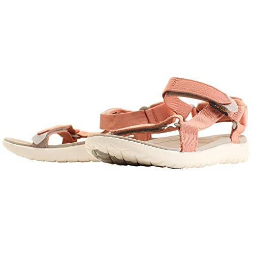 be7b98c0fb09e Teva Sanborn Universal Womens Sandals. Coral Sand  Amazon.co.uk  Shoes    Bags