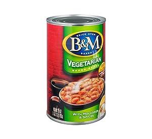 B&M Vegetarian Baked Beans