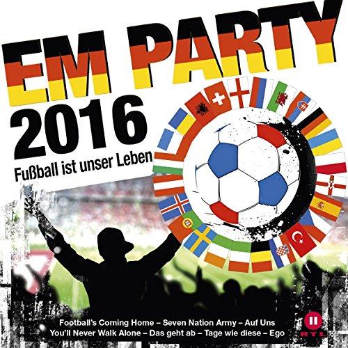 VA - EM Party 2016 Fussball Ist Unser Leben - 2CD - FLAC - 2016 - NBFLAC Download