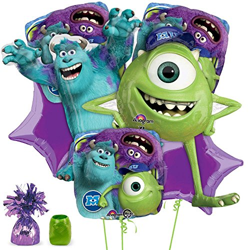 Monsters U. Balloon Kit (Each) (Sully Monsters)