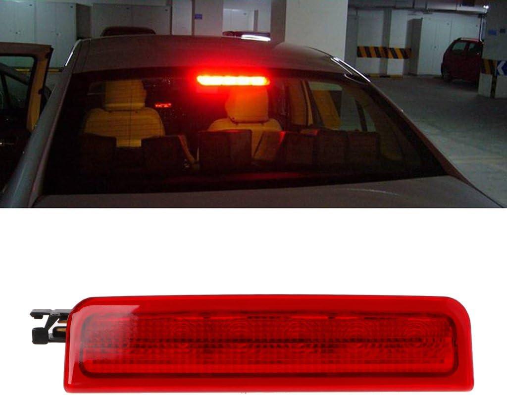 Centro di Alta qualit/à Luce Stop Freno Posteriore di Alto Livello per Caddy Terzo chenpaif Luce Stop Freno alloggiamento Rosso