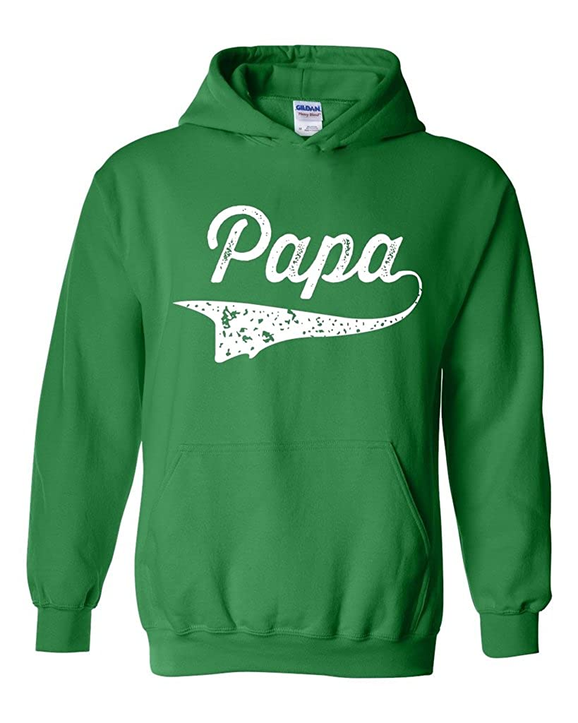 Papa Distress Baseball Unisex