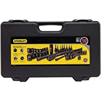 Stanley STMT71649 50-Piece Black Chrome Socket Set